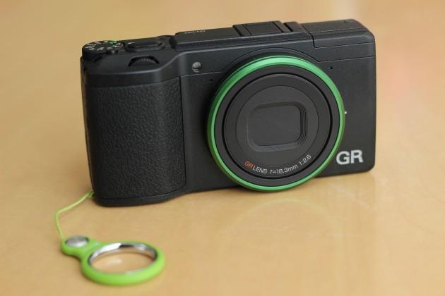 RICOH GRⅡの写真