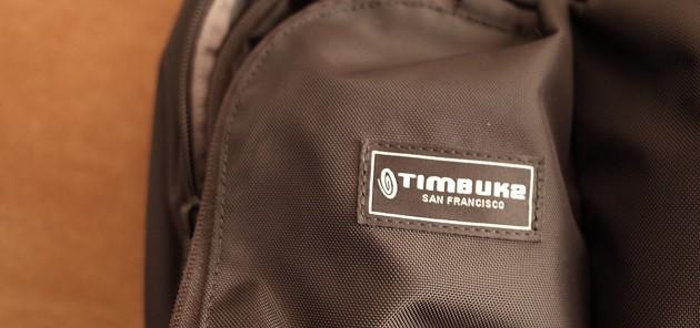 TIMBUK2バックパック記事のアイキャッチ画像