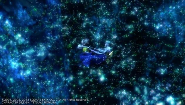 FF10、ティーダとユウナの水中キスシーン画像9