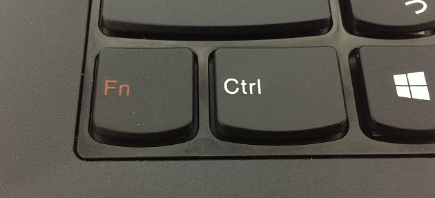 ThinkPad Edge E430cのFnキーとCtrlキー