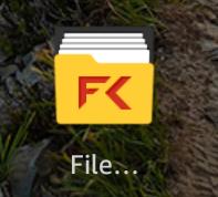 『File Commander + Cloud』アプリアイコン