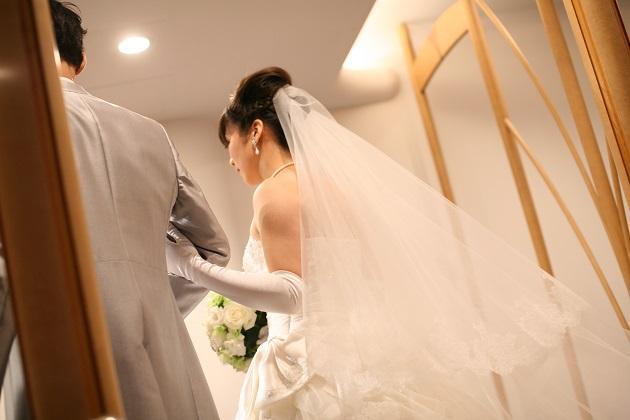 結婚式での大失敗