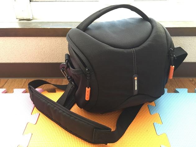 PENTAX K-70用に購入したカメラバッグ