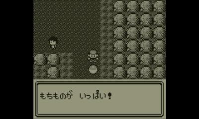 チャンピオンロードでもちものがいっぱい!