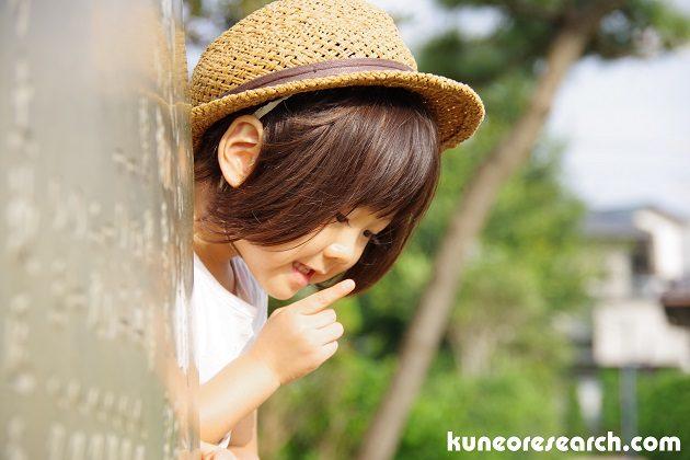 PENTAX K-70で子供の写真を撮る