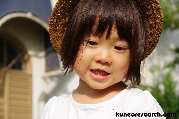 表情豊かな子供の写真