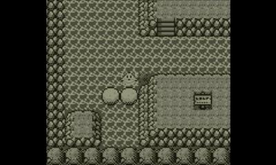 ふたごじま洞窟内地底湖