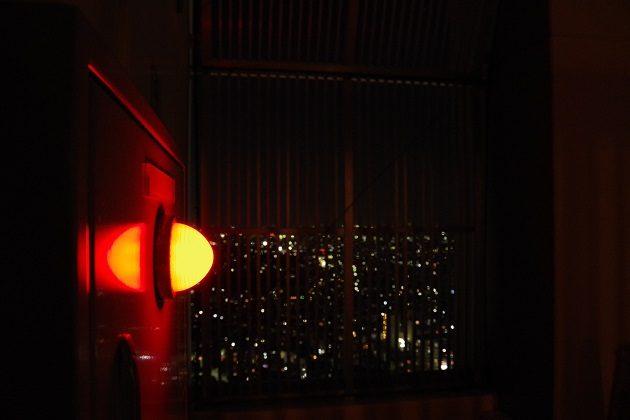 アイ・リンクタウン展望デッキの廃墟風写真①