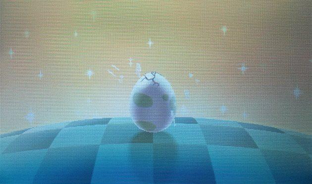 ポケモンのタマゴ孵化ムービー