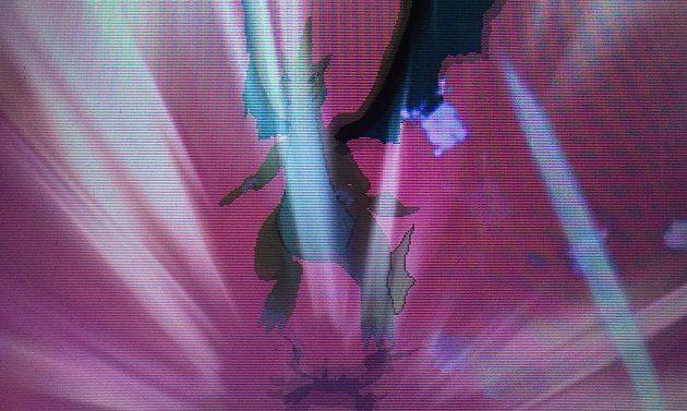 リザードンのメガシンカアニメーション2