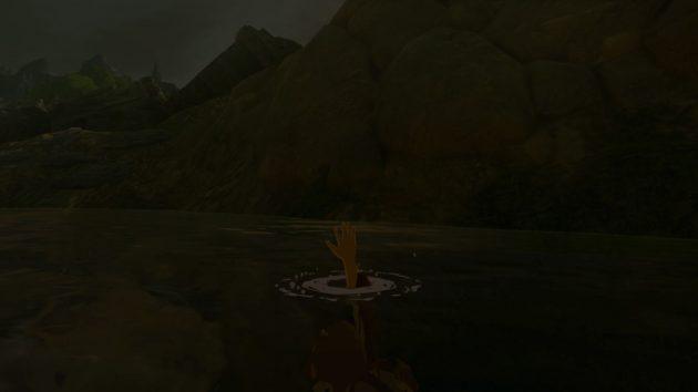 リンクの溺死