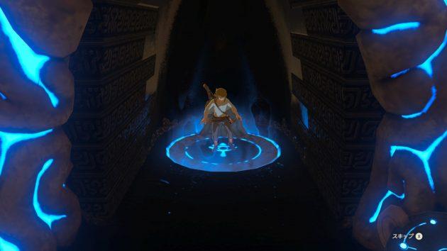ゼルダの伝説 ブレスオブザワイルド マ・オーヌの祠を攻略!