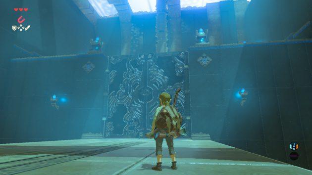 マ・オーヌの祠の大扉