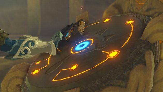 神獣ヴァ・ルッタのメイン装置を解除