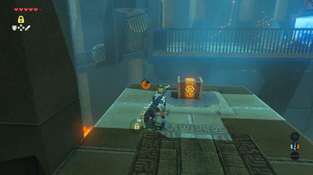 モア・キシトの祠の宝箱