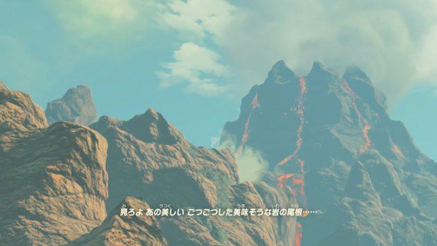リンクのダルケルとの記憶7