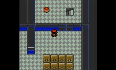 扉の向こう側に通路がある?
