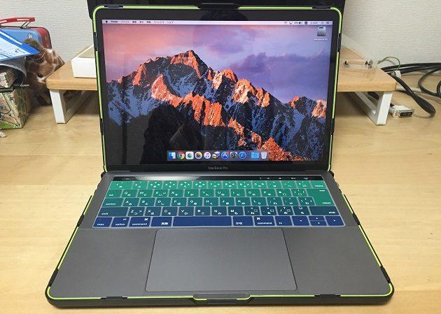 MacBookProのRetinaディスプレイはキレイ