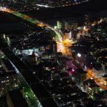 PENTAX K-70 市川市の夜景