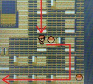 スズの塔4Fの道順②
