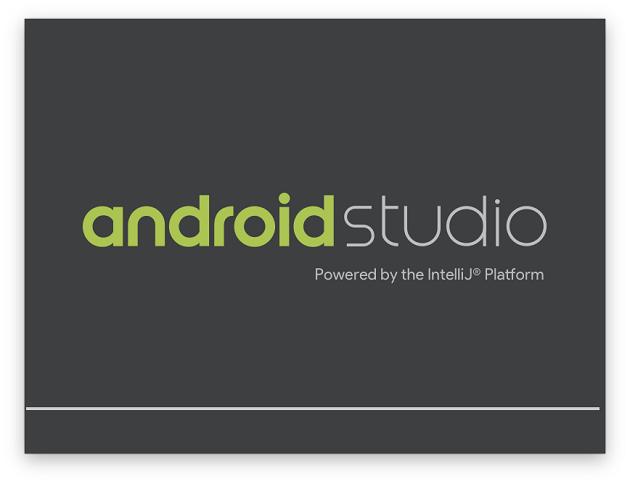 AndroidStudioのインストーラ起動画面