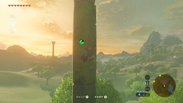古墳群の塔で登れない塔がありもうした