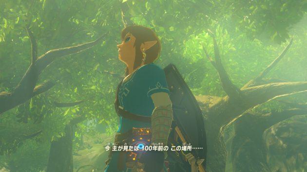 ゼルダ姫を語るデクの樹①