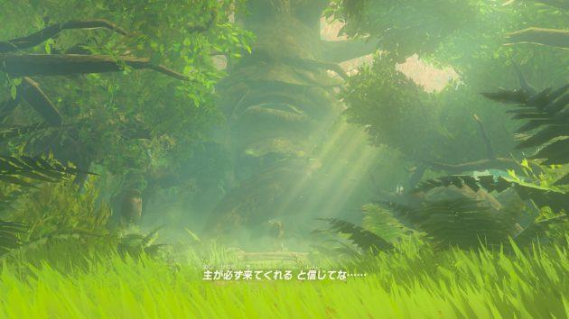 ゼルダ姫を語るデクの樹④