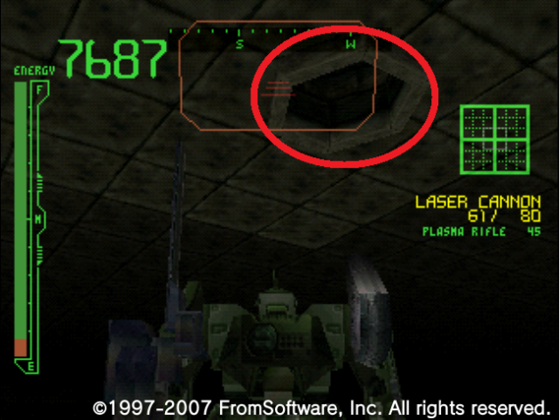 初代AC隠しパーツ『LS-99-MOONLIGHT』⑦
