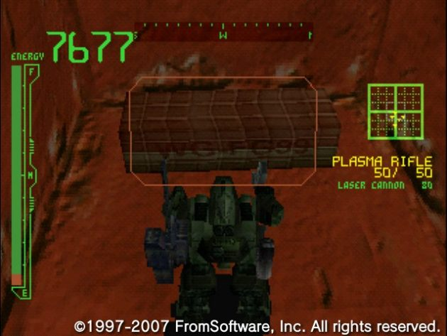 初代AC隠しパーツ『WG-FG99』④