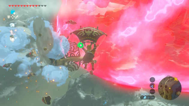 神獣ヴァ・メドー空中戦⑫