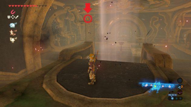 神獣ヴァ・メドーの1つ目の宝箱