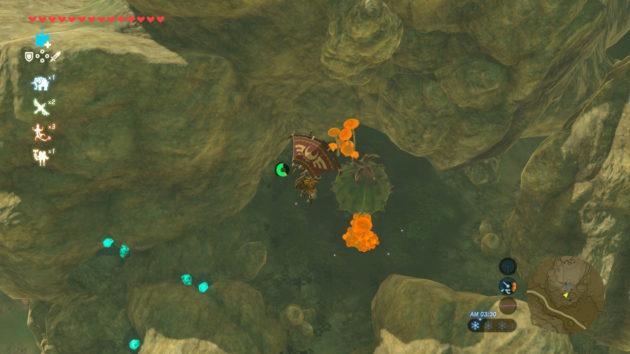 4つ目の大妖精の泉を発見