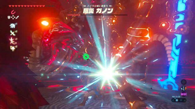 ハイラル城本丸、厄災ガノン戦_02-22