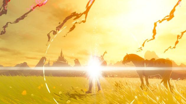 魔獣ガノンとの最後の戦い_01