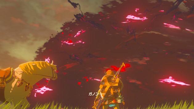 魔獣ガノンとの最後の戦い_04