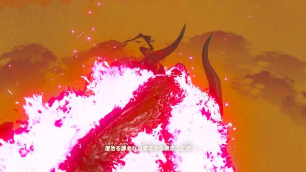 魔獣ガノンとの最後の戦い_06
