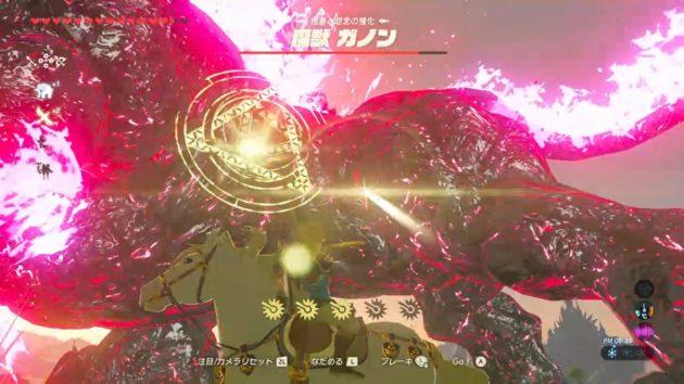 魔獣ガノンとの最後の戦い_24