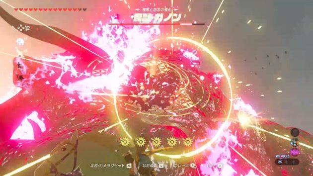 魔獣ガノンとの最後の戦い_25