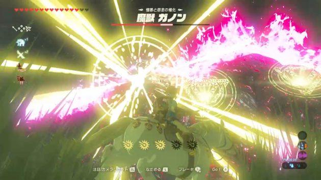 魔獣ガノンとの最後の戦い_38