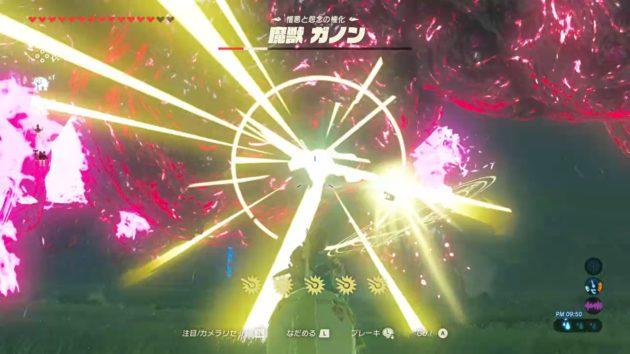 魔獣ガノンとの最後の戦い_51