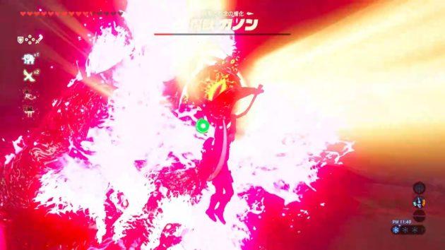 魔獣ガノンとの最後の戦い_60