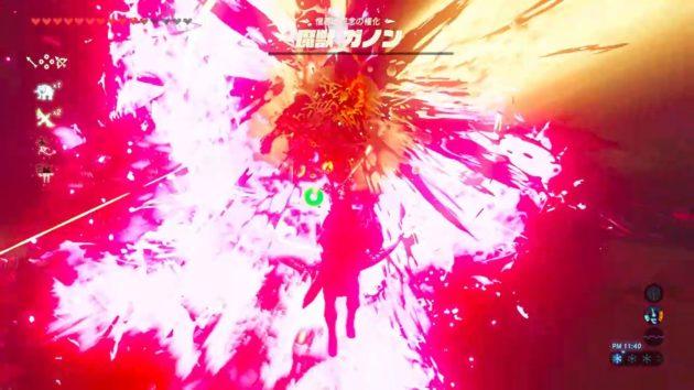 魔獣ガノンとの最後の戦い_62