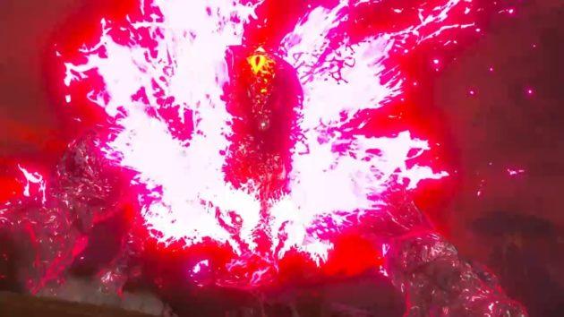 『ゼルダの伝説 ブレスオブザワイルド』のエンディング01-01