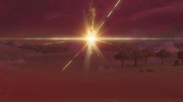 『ゼルダの伝説 ブレスオブザワイルド』のエンディング01-05