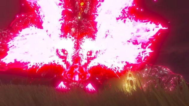 『ゼルダの伝説 ブレスオブザワイルド』のエンディング01-07