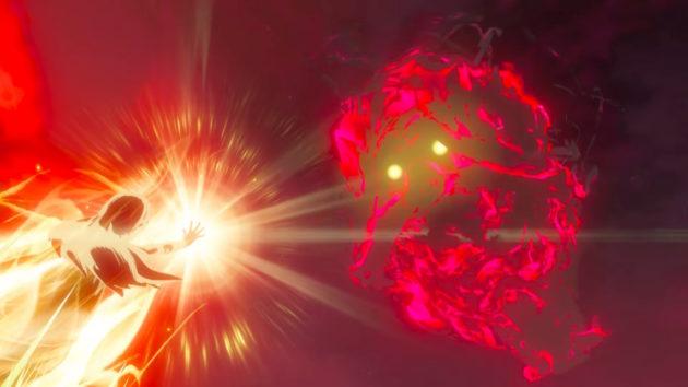 『ゼルダの伝説 ブレスオブザワイルド』のエンディング01-14
