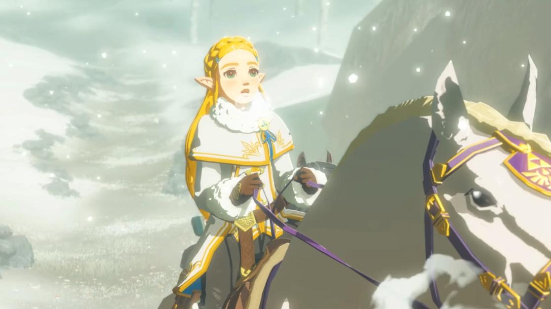 英傑リーバルの詩 - リーバルの猛りとゼルダ姫_02